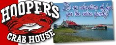 Ocean City Maryland Crab Houses and Restaurants -- Hooper's Crab House