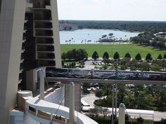 Disney's Contemporary Resort-haven't stayed here yet, but I want to!
