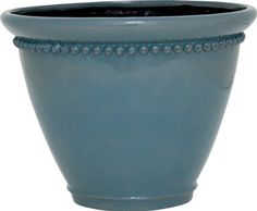 Dynamic Design GSY0612TB Sonia 6-Inch Ceramix Planter, Classic Chic Style, Treasure Blue by Dynamic Design. $13.39. Innovative functionality and exquisite color, design and finish. Durable life. Innovative and attractive. Refreshed color palette. Classic design. Ceramix planters have the beauty of traditional ceramic, but are significantly stronger. They were developed with durability in mind and will not shatter when dropped. Our line of Ceramix planters were designed...
