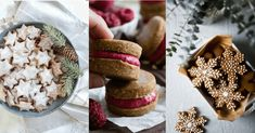 Christmas Sweets, Christmas Cookies, Cooking Recipes, Healthy Recipes, Camembert Cheese, Cake Recipes, Paleo, Food And Drink, Low Carb