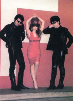 """stay-sick-turn-blue: """" The Cramps, July 1984 """" The Cramps, Rock N Roll, Under The Wire, Dream Pop, Turn Blue, Gothabilly, Music Pics, New Romantics, The New Wave"""