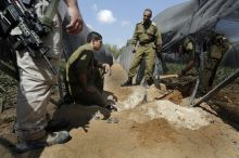 Rockets, Mortar Shells Fired at Israel While Murdered Boys Laid to Rest
