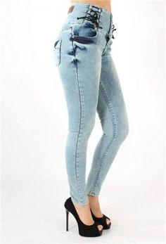 Belden Kurdeleli Jeans Pantolon | Modelleri ve Uygun Fiyat Avantajıyla | Modabenle