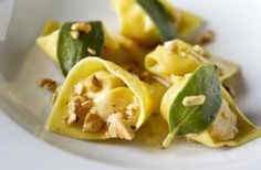 Tortelli Di Zucca by Chef Jonathan Benno | Certified Organic, 100% Pure Maple Syrup | Crown Maple Syrup | Dutchess County, New York
