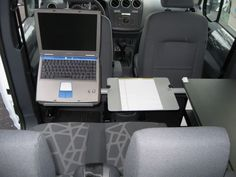 Mini Van - Mobile Office