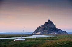 Mont Saint Michel, Brittany, France