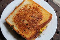 Chicken Meatball Sandwich Recipe / Meatball Sandwich with Eggs