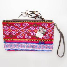 Kleine Taschen, Clutch-Bags   COLORES DEL MUNDO
