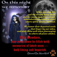 Samhain (educational and traditional)