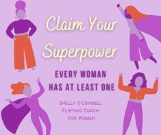 Flirting is one of my superpowers. What is yours? Shelly O'Connell, Flirting Coach for Women. Visit me on Facebook to learn more. Financial Planner, Advertising Ads, Animal Pillows, Super Powers, Flirting, Health And Wellness, Coaching, Finding Yourself, Author