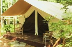 Blue Hills Farm Tent and Breakfast in Narrowsburg