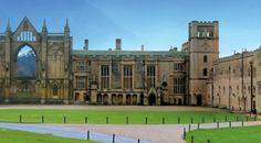 Newstead Abbey.  The poet Lord Byron live here.  One of the first cool places I visited in England.
