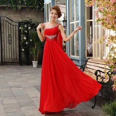 2014 New Arrival Korean Beads Party Dresses Sequin Bridal Toast Clothing Slim Fit One Shoulder Evening Dresses Shing Special Occasion Dresse Online with $83.82/Piece on Elitewin's Store   DHgate.com