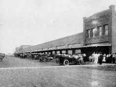 Bishop Texas 1912