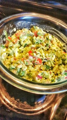 Spicy, Garlicky Guacamole! – By Guest Blogger: Ankitha Gadag's Recipes