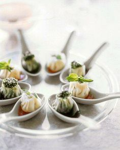 Dumplings // Steamed Ricotta Dumplings Recipe