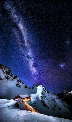 Stunning view of Milky Way