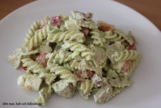 Food Inspiration, Pesto, Bacon, Yummy Food, Yummy Recipes, Curry, Lunch, Ethnic Recipes, Tasty Food Recipes