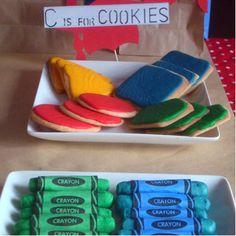 ABC's Preschool Graduation Party