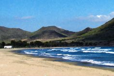 Cabo de Gata Natural Park. Almeria. Spain  Foto by: www.iztokkurnik.com