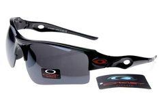 Oakley Fuel Cell Sunglasses Black Frame Gray Lens 0431