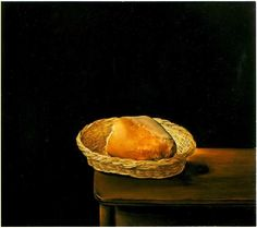 "Сальвадор Дали ""Корзина с хлебом"" (1945)"