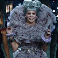 The teaser trailer for Catching Fire, the 2nd installment in The Hunger Games trilogy, gives us a glimpse of Katniss and Peetas lives on the Victors Tour.