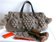 "Tuto crochet sac ""Darel"" - Bee made"