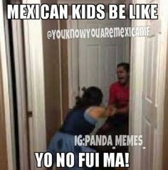 Omg I laughed so much! This was sooooo me back in my youngin days #chistes #Jokes