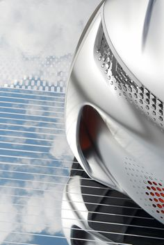 Renault presents EOLAB, a new prototype which explores ways to deliver ultra-low fuel consumption. Car Fabric, Metal Texture, Car Pictures, Car Pics, Motorcycle Design, Machine Design, Transportation Design, Cute Images, Car Lights