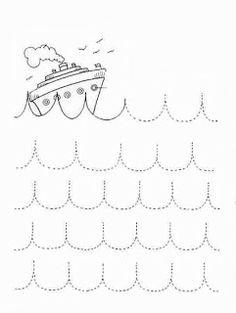 motricidad fina- de aqui y de alla – Marcia Evelin Solange Darmazo Araujo – Picasa Уеб Албуми Tracing Worksheets, Alphabet Worksheets, Kindergarten Worksheets, Worksheets For Kids, In Kindergarten, Preschool Writing, Preschool Learning Activities, Writing Activities, Preschool Activities