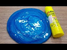 1 INGREDIENT SLIME GLUE STICK ! How to make Slime with GLUE STICK - YouTube