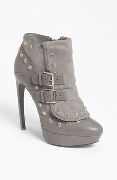 Alexander McQueen Buckle Boot available at shoes fashion shoes Women's Shoes, Fall Shoes, Hot Shoes, Me Too Shoes, High Heels Boots, Heeled Boots, Bootie Boots, Shoe Boots, Ankle Booties