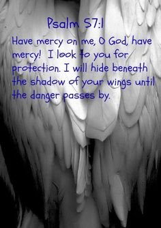 Psalm 57 Good News Translation (GNT)🕊Welcome to Alicia J. A place to enrich, equip and empower your life. Biblical Quotes, Bible Quotes, Bible Art, Psalm 57, I Look To You, My Prayer, Prayer Board, Faith In God, Spiritual Inspiration