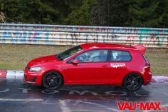 Mysteriöser VW Golf 7 GTI am Nürburgring