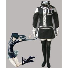 D.Gray-man - Lenalee Lee cosplay costume first generation
