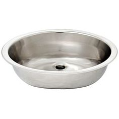 @Overstock - This Geyser stainless steel sink is made from 304 stainless steel.  It has an 18/10 chromium nickel ratio and is a durable 20 gauge double wall construction.http://www.overstock.com/Home-Garden/Geyser-Stainless-Steel-Undermount-Overmount-Bathroom-Sink/3712786/product.html?CID=214117 $91.99
