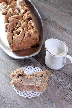 Zupfbrot oder auch Pull-Apart-Bread habt Ihr noch nicht gehört geschweige denn ausprobiert? Na dann wird es aber Zeit! Das Zupfbrot ist leichter zubereitet als man es vermutet. Es kann in herzhafter oder süßer Variante gebacken werden. Für Euch gibt es heute erstmal die süße Variante mit Äpfeln und Zimt, eine herzhafte Variante folgt aber noch. Das Apfel-Zupfbrot ist innen super weich und fluffig, durch die Äpfel bekommt Ihr noch einen saftigen Geschmack hinein und die äußere Kruste ist…