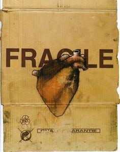 Fragile Heart by Dran