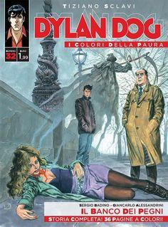 Dylan Dog _ I colori della paura -#32-Il banco dei pegni