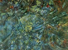 Max Ernst    A Swarm of Bees in the Palace of Justice