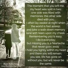 Missing loved ones Missing My Son, Losing A Loved One, Father Passed Away Quotes, Pass Away Quotes, Loved One In Heaven, Miss You Dad, Grief Loss, You Left Me, Dad Quotes