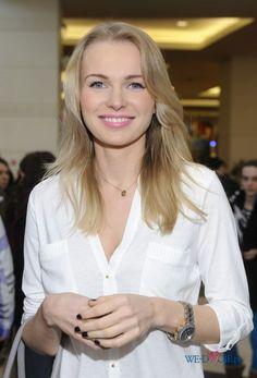 delikatny makijaż - Agnieszka Cegielska