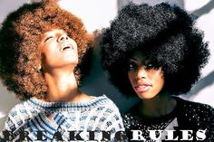 Breaking The Natural Hair Rules For Easier Hair Care  Read the article here - http://www.blackhairinformation.com/beginners/finding_a_regimen/breaking-natural-hair-rules-easier-hair-care/ #naturalhair #naturalhairrules