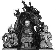神童寺役行者