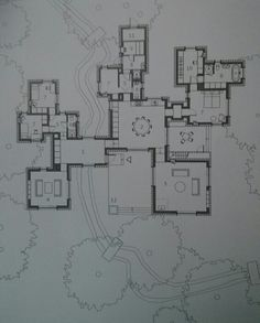 Creek House, Tham & Videgård