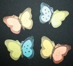 FREE butterfly upper & lowercase alphabet puzzles. Packet includes numbers too.