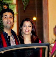 Is Ash making her comeback in Karan Johar's film? http://ndtv.in/SpYQxi