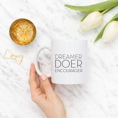 Dreamer, Doer, Encou