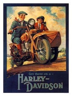 AP2533 - Harley Davidson